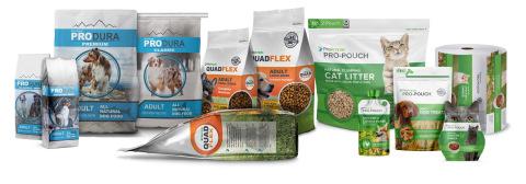 ProAmpac Pet Food Portfolio (Photo: Business Wire)