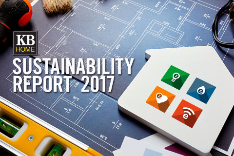 KB Home publishes its 11th annual Sustainability Report. (Graphic: Business Wire)