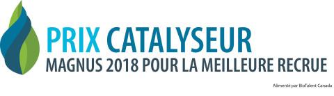 https://www.biotalent.ca/fr/nouvelles/annonce-des-finalistes-du-prix-catalyseur-magnus-2018-pour-la-meilleure-recrue-en (Graphic: Business Wire)