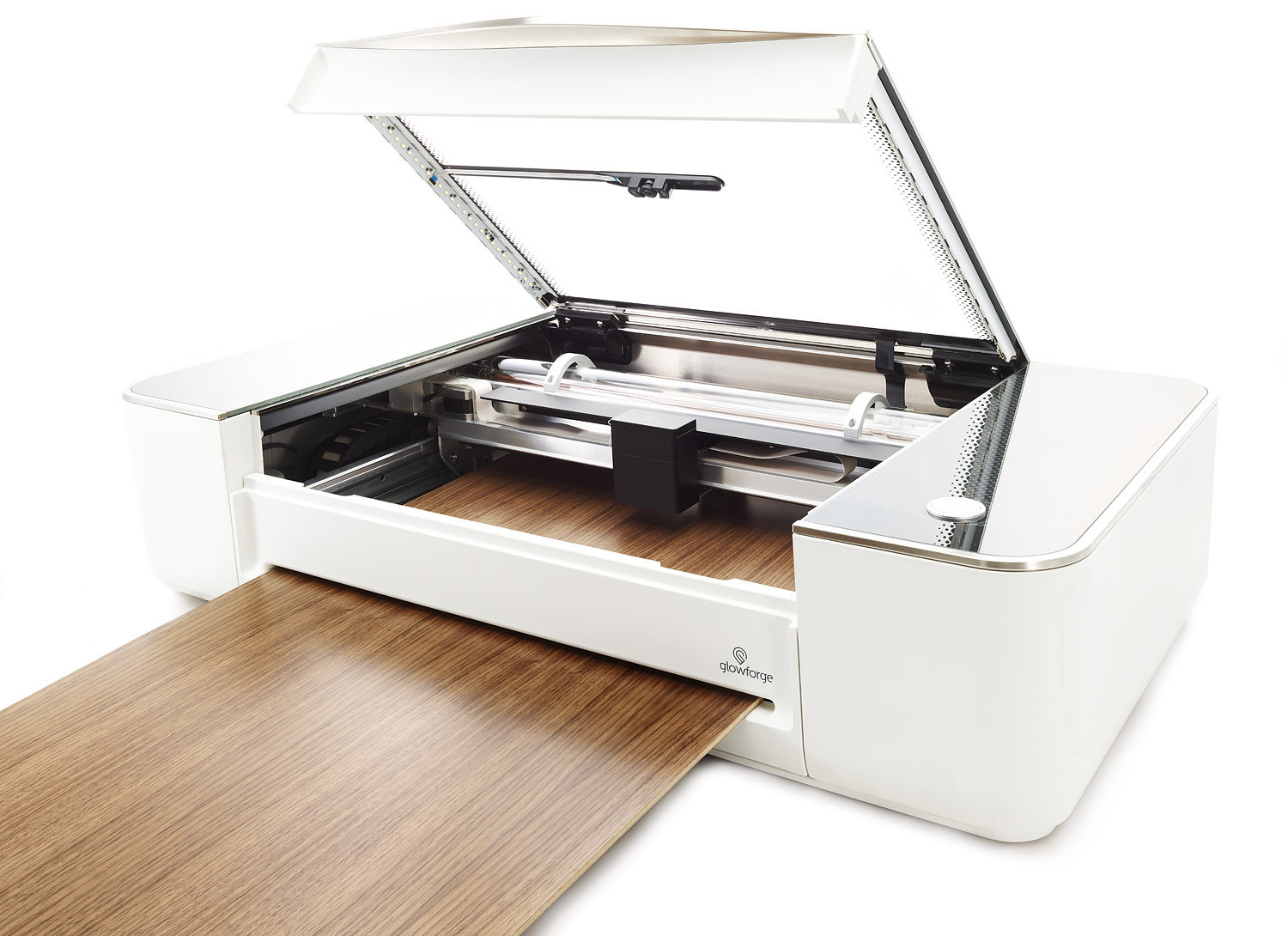 Glowforge Launches The 3d Laser Printer That Made