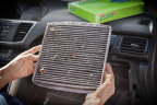 Dirty filter (Photo: Business Wire)