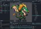Dragon Bones operation interface (Photo: Business Wire)