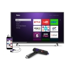 RSS+ with Roku mobile app and Roku OS (Graphic: Business Wire)