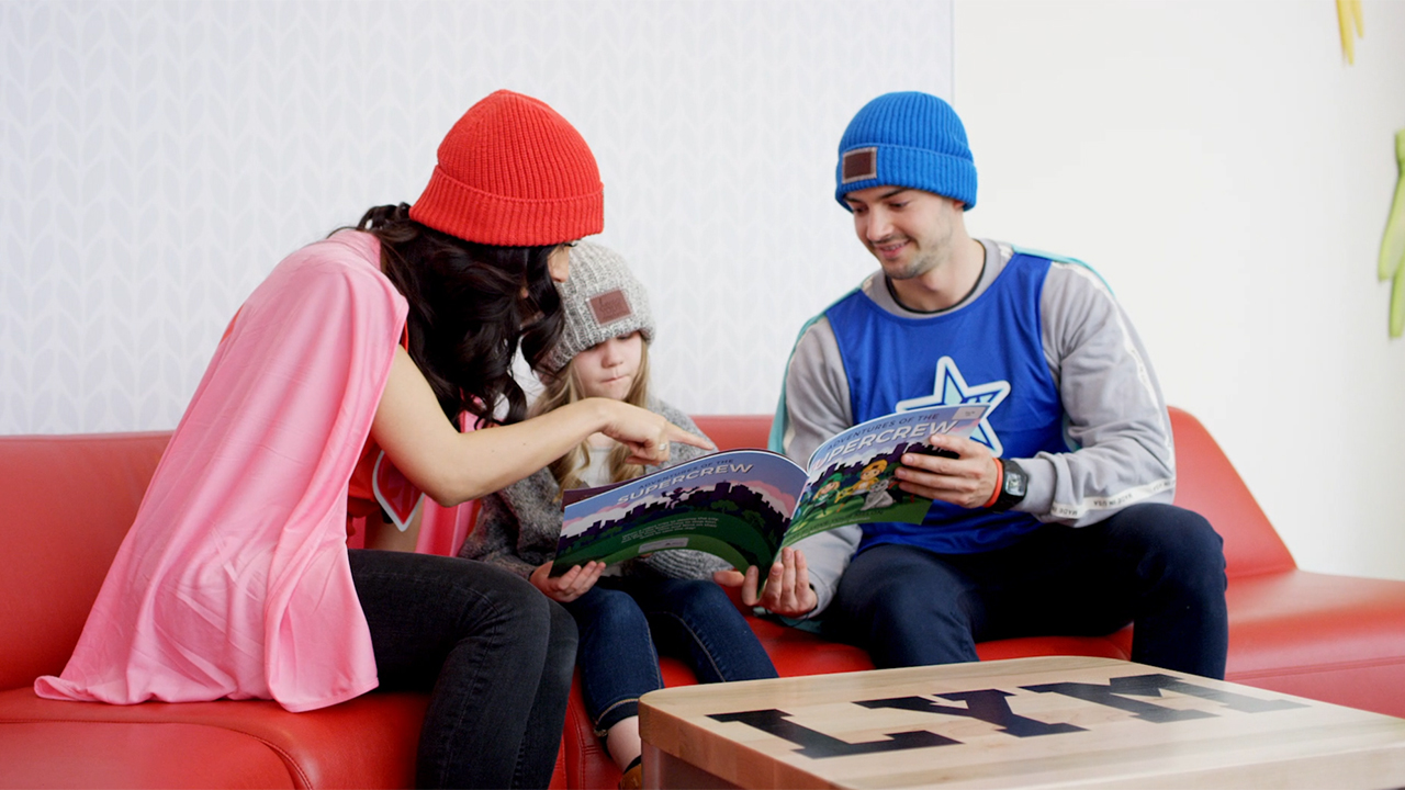 Love Your Melon Celebrates Superhero Day with Worldwide Impact and New Beanie Giving Machines (Video: Love Your Melon)