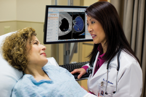 Carestream is now shipping an upgraded version of its Clinical Collaboration Platform that is designed to expedite and enhance the radiology reporting workflow. (Photo: Business Wire)