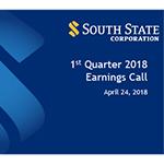 1st Quarter 2018 Earnings Call