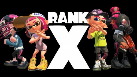X Rank is an extremely challenging Ranked Battle experience targeting the best-of-the-best players. (Photo: Business Wire)