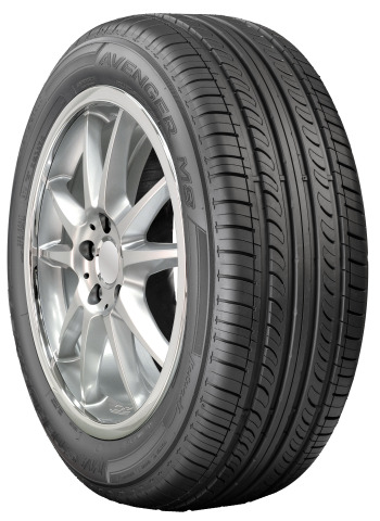 Cooper Tire's new Mastercraft Avenger M8™ is an ultra high performance tire offering comfort and qui ...
