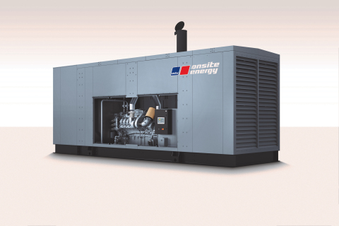 Rolls-Royce recently introduced the next-generation Series 2000 MTU Onsite Energy diesel generator s ...