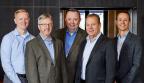 Westwood's 2018 Board of Directors. From left: Dan Beckmann, Kevin Larabee, Jason McCarty, Paul Greenhagen, and Aaron Tippie (Photo: Business Wire).