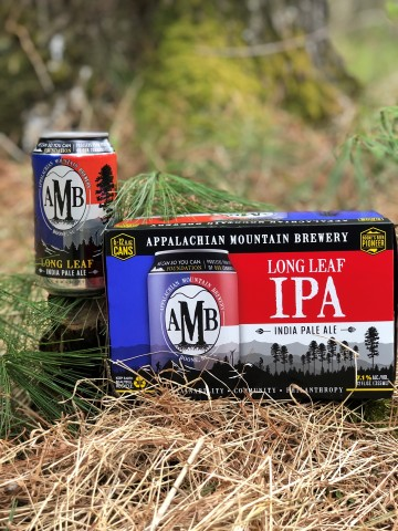 Appalachian Mountain Brewery's Long Leaf IPA is helping The Longleaf Alliance restore thousands of longleaf pines across the southeast. (Photo: Business Wire)