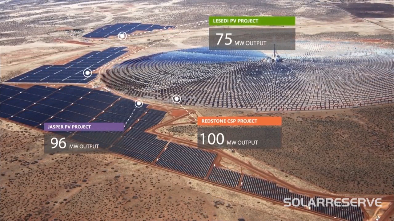 SolarReserve is looking forward to working with its partners, stakeholders and the communities where Redstone is located - to support South Africa's energy supply targets, stimulating long-term economic development and creating new jobs & businesses!