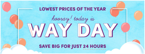 Wayfair Celebrates First-Ever Retail Holiday for Home (Graphic: Business Wire)