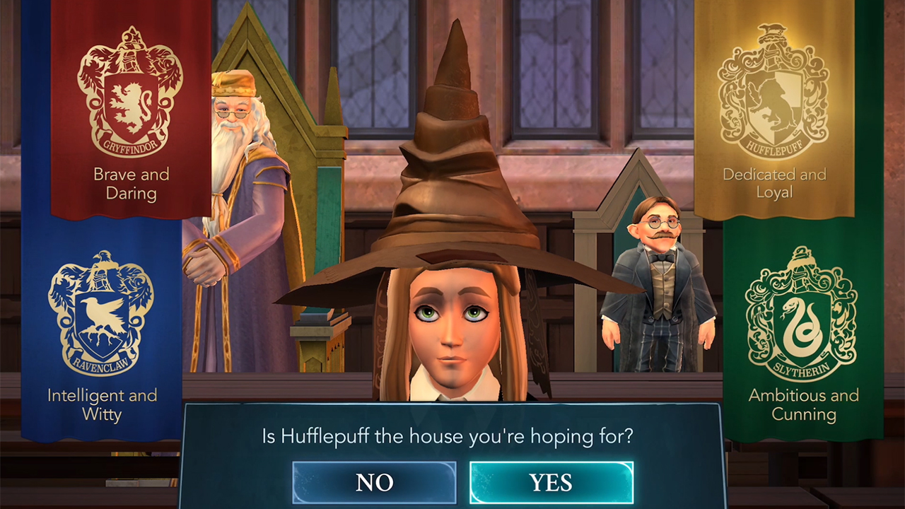 [60 Second Video News Release] Jam City Launches Harry Potter: Hogwarts Mystery
