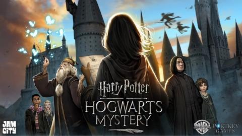 Play Harry Potter: Hogwarts Mystery today! www.HarryPotterHogwartsMystery.com/ (Graphic: Business Wi ...