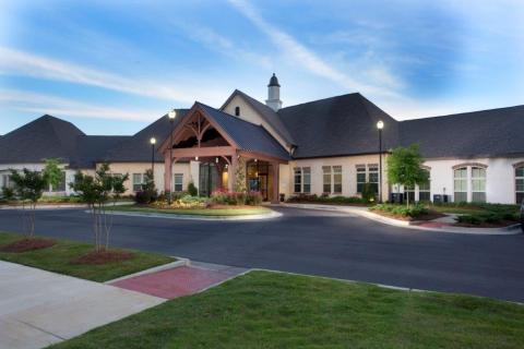 The Claiborne at Adelaide, an 82-unit senior living facility located in Starkville, Mississippi (Photo: Business Wire)