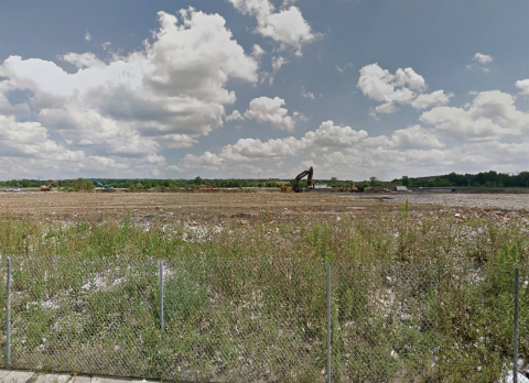 This 60-acre industrial site in Rittman, Ohio, is now ready for new business development thanks, in part, to a grant from the JobsOhio Revitalization Program. (Photo: Business Wire)