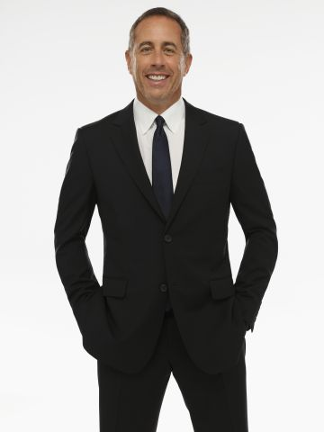Jerry Seinfeld to appear at Resorts World Catskills May 12, 2018 at 7;00 pm (Photo: Business Wire)