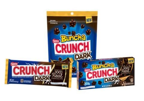 Nestlé Crunch Dark Portfolio (Photo: Business Wire)