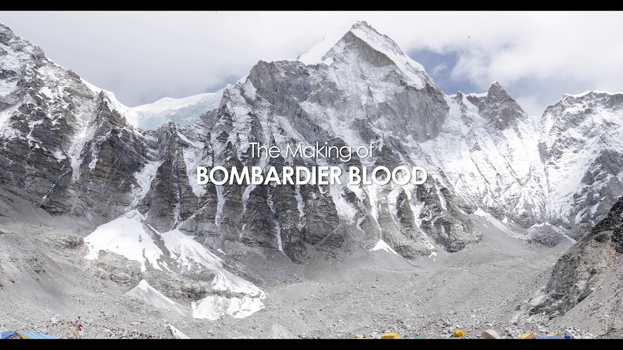 Octapharma USA is the sponsor of Bombardier Blood, a documentary featuring Chris Bombardier, the first Hemophiliac to climb the Seven Summits of the world.