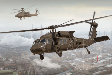 BAE Systems will develop a next-generation missile warning system for U.S. Army aircraft that will protect pilots and crews from new and emerging threats. (Photo: BAE Systems)