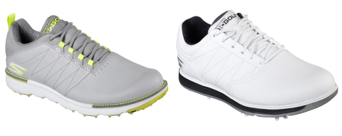From left: Skechers GO GOLF Elite V.3™, Skechers GO GOLF Pro V.3™ (Photo: Business Wire)