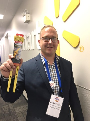 Walmart set to hold its fifth open call to U.S. entrepreneurs in June (Photo: Business Wire)