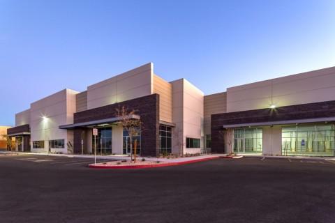 Meritex Park Sky Harbor - Phoenix, Arizona (Business Wire).