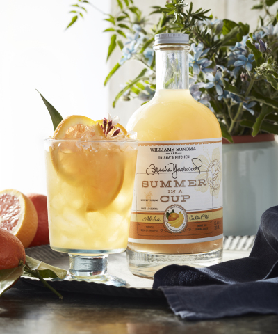 Trisha Yearwood's Summer in a Cup by Williams Sonoma new Aloha flavor (Photo: Business Wire)