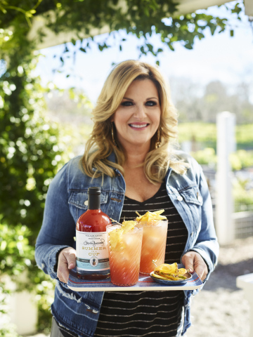 Trisha Yearwood's Summer in a Cup by Williams Sonoma is the official cocktail of Stagecoach Music Festival (Photo: Business Wire)