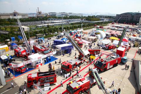上屆展會(2013年)的樣貌 (照片:美國商業資訊)