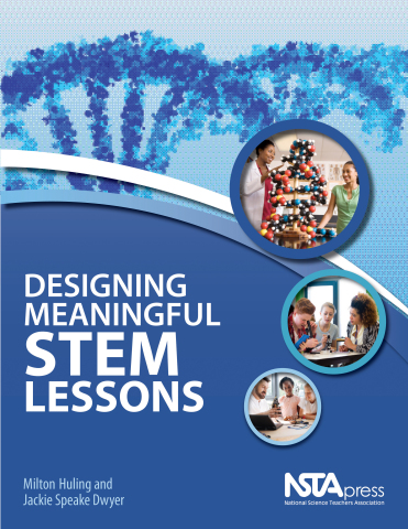 Designing Meaningful STEM Lessons book cover