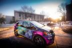 Michigan Tech University Vehicle (Photo: Business Wire)