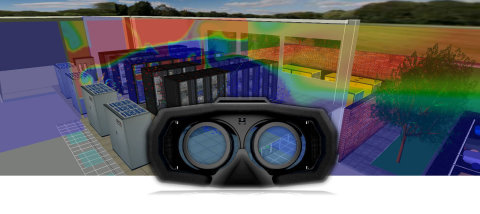 Future Facilities' VR Platform. (Photo: Business Wire).