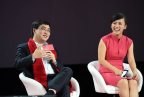 Jean Liu and Cheng Wei, DiDi Founder and CEO, co-initiated DiDi Women's Network (Photo: Business Wire)