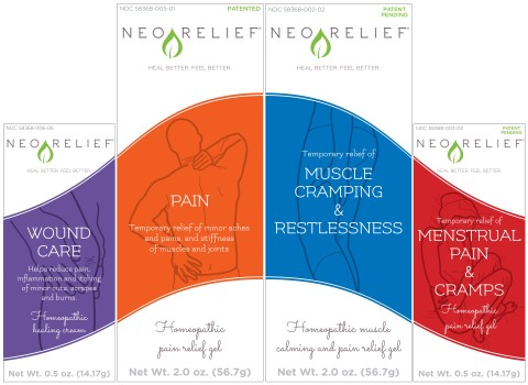 Emerging OTC pain relief brand NeoRelief provides plant-powered, non-addictive opioid alternatives, easing healthcare system costs by billions. (Graphic: Business Wire)