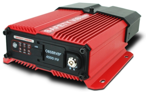 Observer 4000 HVR (Photo: Business Wire)