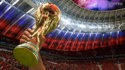 EA ANNOUNCES FREE 2018 FIFA WORLD CUP RUSSIA CONTENT FOR EA SPORTS FIFA 18 (Photo: Business Wire)