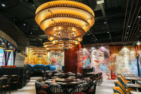 P.F. Chang's is opening its first restaurant in China at the No1 Mall on the iconic Nanjing Road in Shanghai. (Photo: Business Wire)