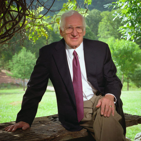 James Avery, founder of James Avery Artisan Jewelry, died Monday, April 30 at the age of 96. The company was founded in 1954 in Kerrville, Texas and today operates 80 stores in five states. James Avery Artisan jewelry is also available in over 200 Dillard's stores in 28 states and online. (Photo: Business Wire)