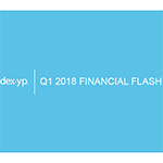 DexYP Q1'18 Financial Flash