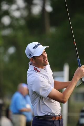 PGA TOUR golfer Chesson Hadley will sport the Bojangles' logo on his apparel throughout the 2018 season. (Photo: Bojangles')