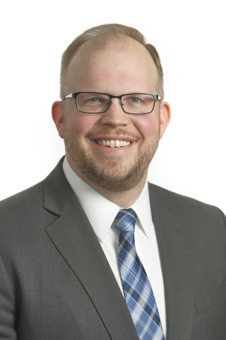 Eide Bailly Promotes Anders Erickson to Principal, Heading the Cybersecurity Services Team (Photo: B ...