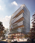 Amazon's new Tech Hub in Boston's Seaport will create 2,000 tech jobs in the city. (Photo: Business Wire)