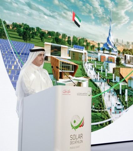 Registration is open for 2nd Solar Decathlon Middle East in 2020, with prizes totalling over AED20 million for the two competitions (Photo: AETOSWire)
