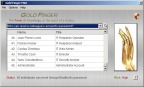 Gold Finger Mini Password Reset Analysis Tool for Microsoft Active Directory (Graphic: Business Wire)