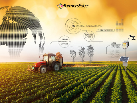 Over 90 new digital agronomic tools focusing on data-driven decision support to be released. (Photo: Business Wire)