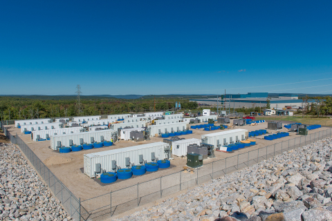 With the acquisition of 40 MW flywheel projects, Convergent Energy + Power is the largest pure-play operator of energy storage in North America (Photo: Business Wire)