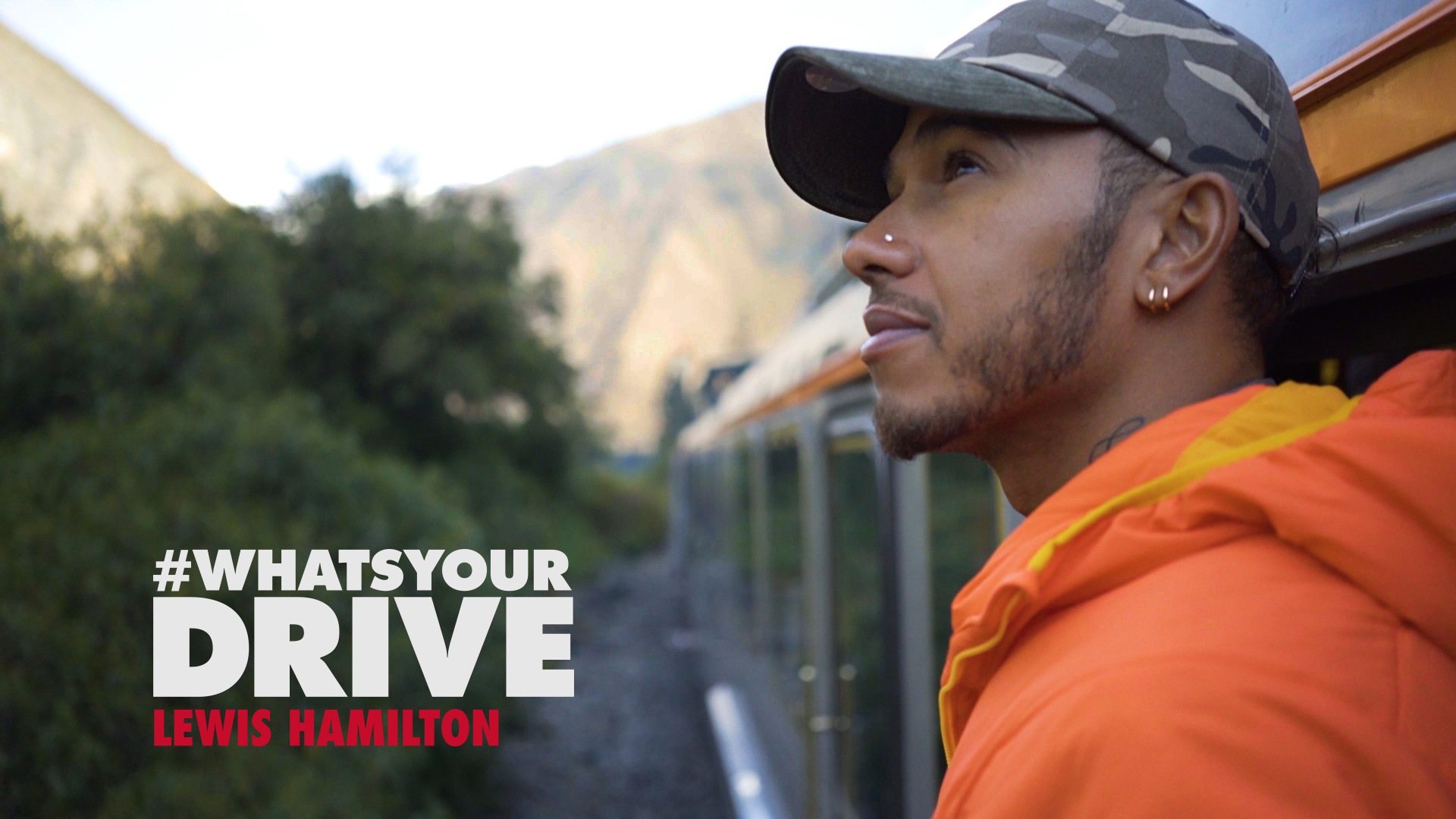 Tommy Hilfiger Announces #WhatsYourDrive Documentary Featuring Global Brand Ambassador Lewis Hamilton