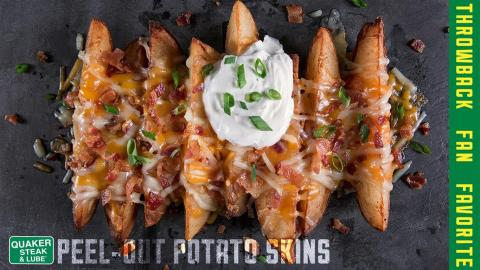 Peel-Out Potato Skins (Photo: Business Wire)